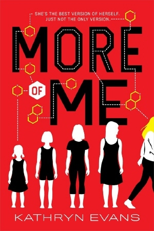 More of Me Book Cover