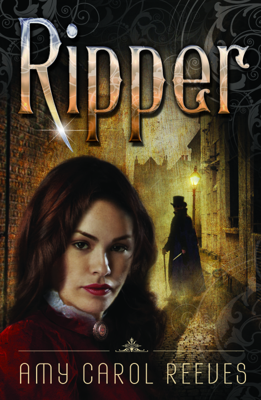 Ripper Book Cover