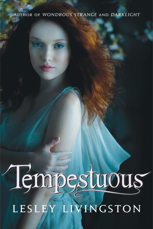 Tempestuous Book Cover