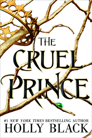 The Cruel Prince Bookcover
