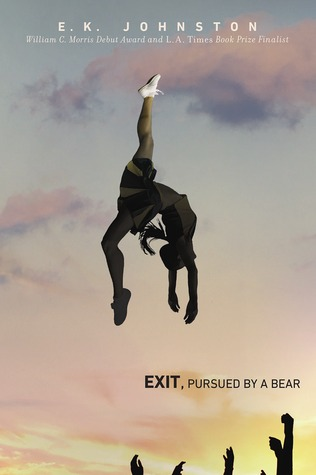 Exit, Pursued by a Bear Book Cover