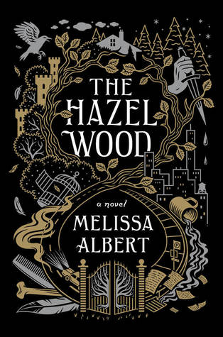 The Hazel Wood Bookcover