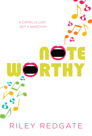 Noteworthy Book Cover