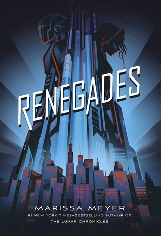 Renegades Bookcover