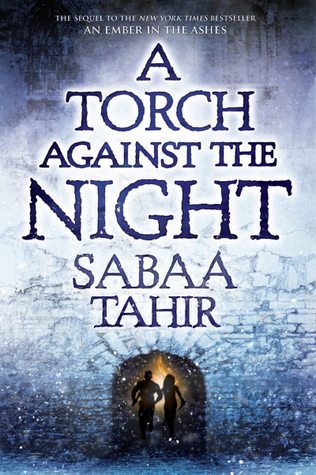 A Torch Against the Night Book Cover