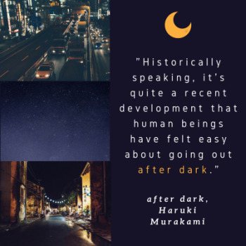 After Dark quote